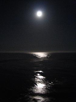 Esalen Moon