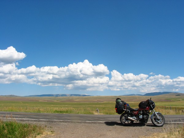 Montana, Big Sky Country